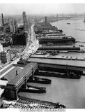 Governors Island Terminal 50s Aerial  1736