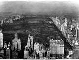 New York City from RCA Building  1738