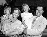 VP Nixon & Family GOP Nomination  1794