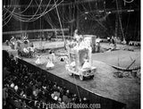 Ringling Circus Clowns NYC 1955  18170
