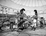 Ringling Circus Alfred Court Trainer 18230