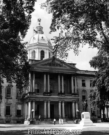 Capitol Building Concord NH  18470