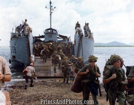 Vietnam  Australian Troops 1965 18660