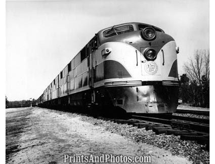Atlantic Coast Railroad Diesel Train 19000