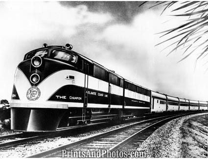 ACL Railroad Champ NY Miami  19010