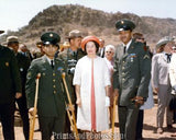 Lady Bird Johnson & Vietnam Vets  19790