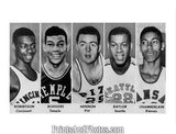 Basketball All Americans 1958  19850