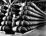 WWII  Bombs Stockpiled 2022