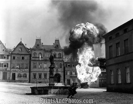 WWII  French Chateau Bombing 2023