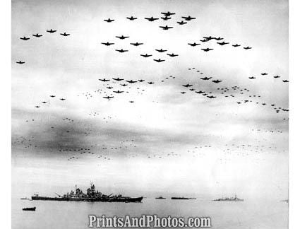 WWII Air Force  Flock of Planes 2027
