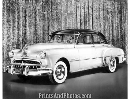1949 Pontiac Chiefton Auto  2068 - Prints and Photos