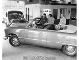1950 Ford Auto. Showroom  2080 - Prints and Photos
