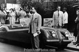 1950s Jaguar XX210 Auto  2091 - Prints and Photos