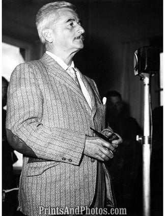 Author WILLIAM FAULKNER 1955  2164