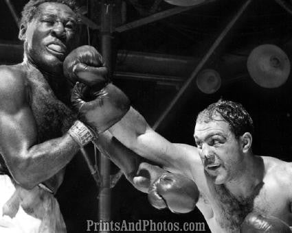 Boxer MARCIANO vs CHARLES  2173