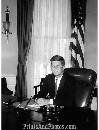 John F Kennedy 1st Day  2249