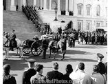 John F Kennedy Funeral Procession  2297