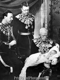 KING GUSTAV V of Sweden 1956  2299