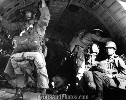 US ARMY Paratroopers 1951  2345