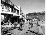 WW II US ARMY Philippines Village  2356