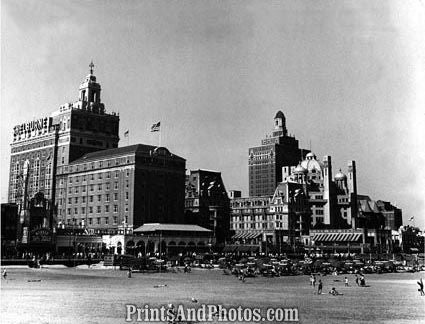 Atlantic City NJ Hotels 1950s  2366