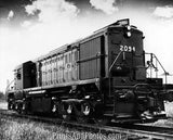 American Locomotive TRAIN Co.  2400