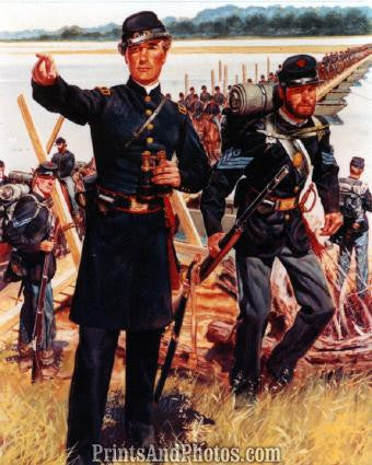 CIVIL WAR  Western Operation 1863 2425