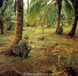 Vietnam Soldiers Long Thanh  2484