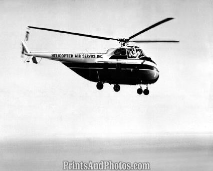 Sikorsky HELICOPTER  2516