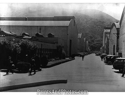 Main St WARNER BROS Studio Burbank  2533