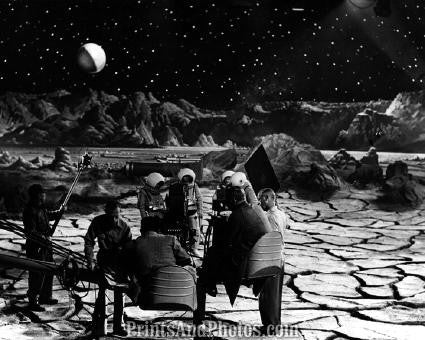 Movie Destination Moon Hollywood  2545