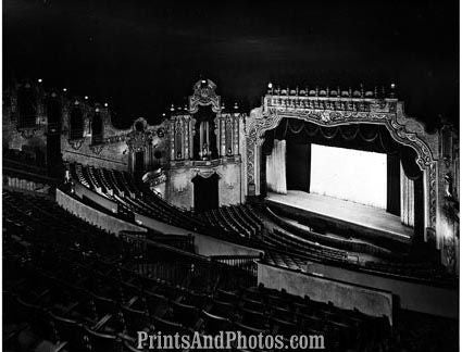 Palace THEATRE Canton OH 1950  2614