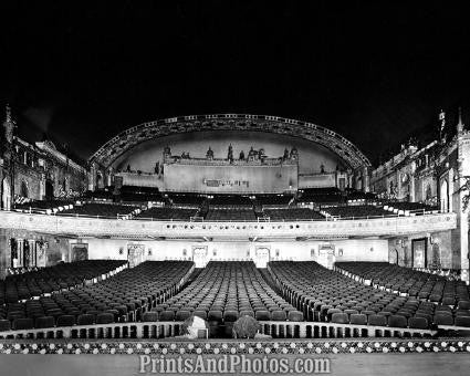 Chicago Avalon THEATRE 1950s  2616