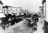 CIVIL WAR Vets Parade Ortonville Minn 2638