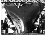 Navy  Carrier Forestall Christening 2669