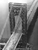 Aerial George Washington Bridge  2743