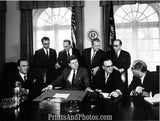 John F Kennedy  Oval Office Pose 2806