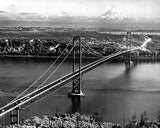 Tacoma Narrows Bridge Washington  2862