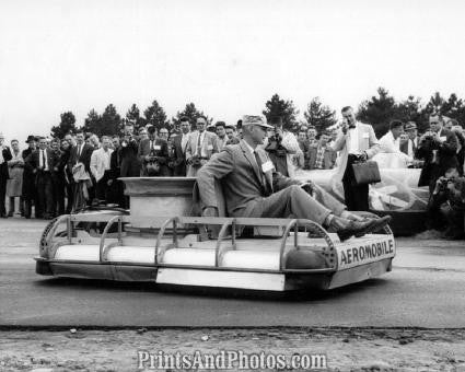 Aeromobile 1959 Early Hovercraft  2915