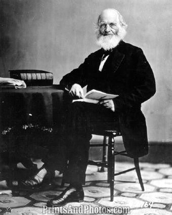 Editor POET William Cullen Bryant  2931