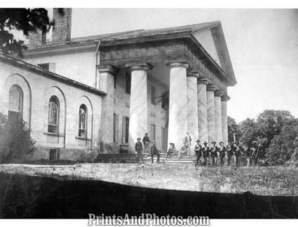 CIVIL WAR  Arliington Mansion LEE 2939