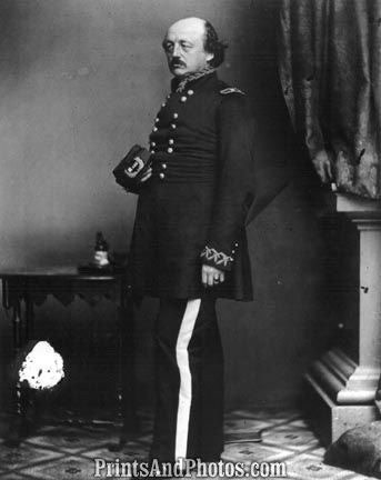 CIVIL WAR  Major Gen BUTLER 2943
