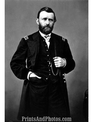CIVIL WAR LT GEN Ulysses GRANT  2950