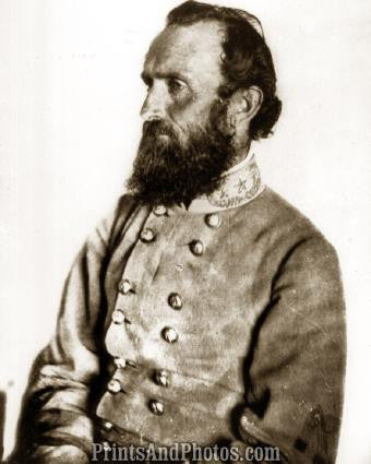 CIVIL WAR  STONEWALL JACKSON 2953