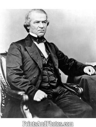 CIVIL WAR  Andrew Johnson 2954