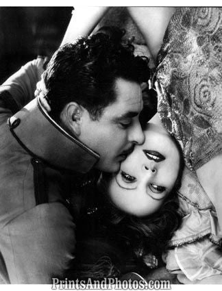 GRETA GARBO John Gilbert Movie  2966