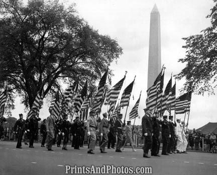 Washington Memorial Flag Parade  2989