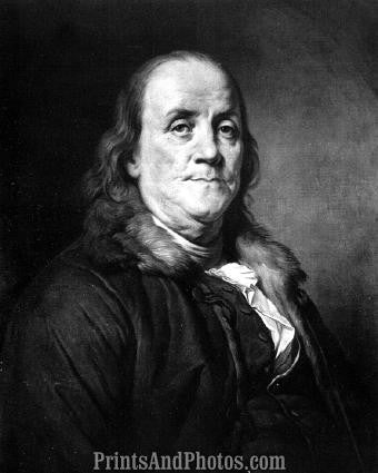 BENJAMIN FRANKLIN Great  2991