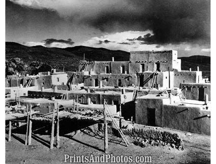 Indian Pueblos New Mexico  3085