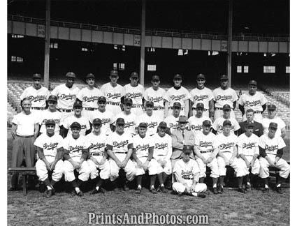 49 BROOKLYN Dodgers  3094